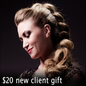 A $20 gift to try Anazao Salon