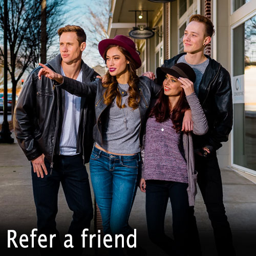 refer a friend link